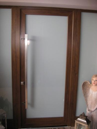 Domovní dveře RD Nedvězí